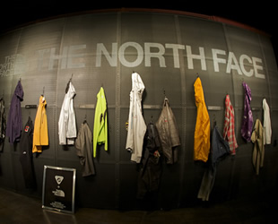 DISCOVER 30 years of PERTEX Never Stop Exploring The NorthFace