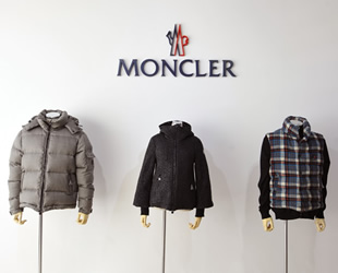 MONCLER 2009 Fall / Winter collection