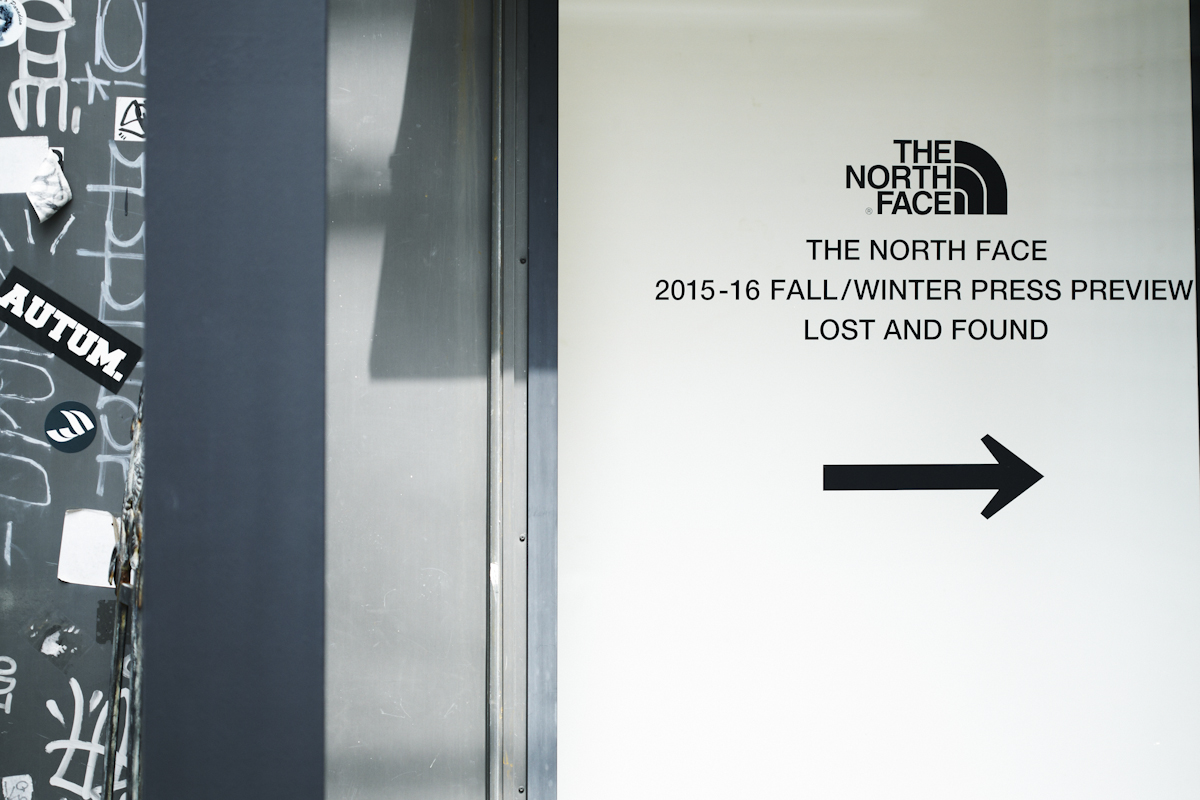 The North Face 2015-16 FALL/WINTER PRESS PREVIEW
